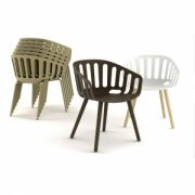 Scaune tehnopolimer Basket Chair