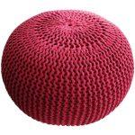Taburetul tricotat, noua senzatie