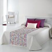 Cuvertura de pat GRAIN 2 mov
