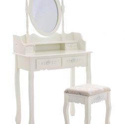 SEC203 - Set Masa Crem toaleta cosmetica machiaj oglinda