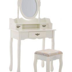 SEC204 - Set Masa Crem toaleta cosmetica machiaj oglinda