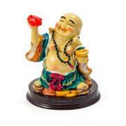 Buddha razand cu pepita in mana
