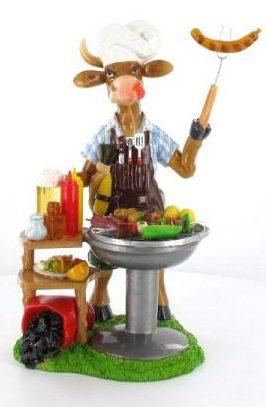 Vacuta Decorativa, Grataragiu Chef