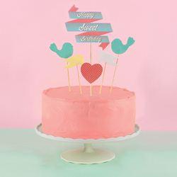 Accesorii pentru tort - Sweet | DOIY