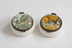 Atlas Trinket Box - 2 modele | Giftworks