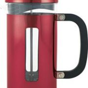 Cafetiera - Metallic red - 1000 ml | La Cafetiere