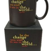 Cana - Be The Change | Quotable Cards