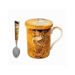 Cana - Klimt Lady Tisaniere + Spoon | Lesser & Pavey
