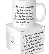 Cana - Life is not measured | Quotable Cards