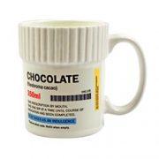 Cana - Pill Pot - Chocolate   Gift Republic