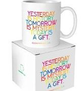 Cana - Today is a gift | Quotable Cards