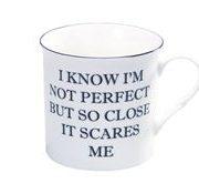 Cana de portelan - I Know I'm Not Perfect   Heath McCabe