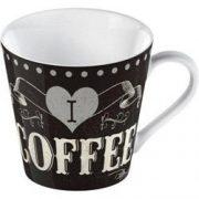 Cana de portelan - I Love Coffee | Creative Tops