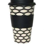 Cana de voiaj cu capac - Basketcase | Ecoffee Cup