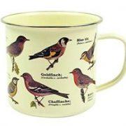 Cana metalica - Garden Birds | Gift Republic