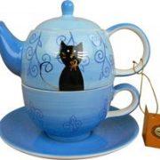 Cana si ceainic Tea for One - Filou   Dethlefsen&Balk