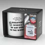 Cana termosensibila - Greatest Works of Art - Behind The Lines | Boxer
