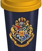 Cana voiaj - Harry Potter Hogwarts Crest | GB Eye