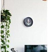 Ceas de perete - Anchor | Kikkerland