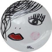 Farfurie din portelan - Miss M. | Sema Design
