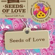 Felicitare Eco - Seeds of Love - Seeds of Love   Natural Green Seeds