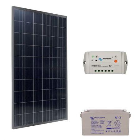 Kit fotovoltaic Idella 250W