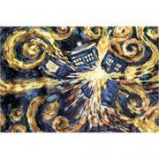 Poster - Doctor Who Exploding Tardis | GB Eye