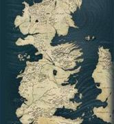 Poster Game Of Thrones Map | Heo Gmbh