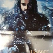 Poster cu doua fete - The Hobbit   Insight Editions