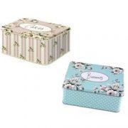 Set de 2 cutii pentru prajituri - Katie Alice Cottage Flower | Creative Tops
