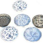 Set de 5 farfurioare pentru bucatarie | Tajimi