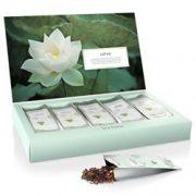 Single Steeps Lotus | Tea Forte