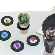 Suport pahar Rocket Long drink - mai multe modele   Rocket Design