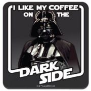 Suport pahar - Star Wars (Coffee on the dark side) | Half Moon Bay