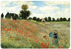Suport pentru masa - Monet ''Les Coquelicots'' | Cartexpo