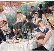 Suport pentru masa - Renoir ''Le Dejeuner Des Canotiers'' | Cartexpo