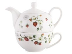 Tea for One - Royal Botanic Gardens Strawberry Fayre | Kew Gardens