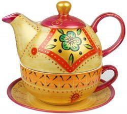 Tea for One cu farfurie - Maila | Dethelefsen&Balk