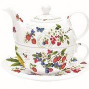 Tea for one - Bene China Secret Garden   Nuova R2S