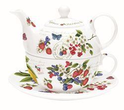 Tea for one - Bene China Secret Garden | Nuova R2S