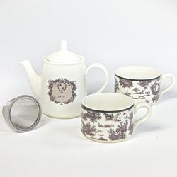 Tea for two - Jagd 1942 | Mount Everest