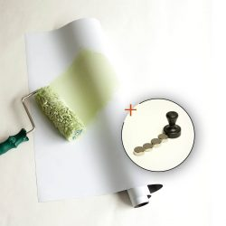 Tapet magnetic vopsibil, GroovyMagnets, vopsibil, 265x127cm