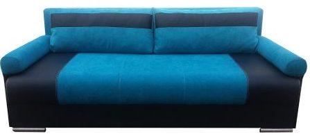 Canapea Extensibila Renata turquoise