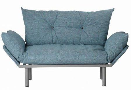 Canapea extensibila Doga albastru