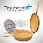 Doubletta Plus Deluxe, un sistem de gatit fara pereche