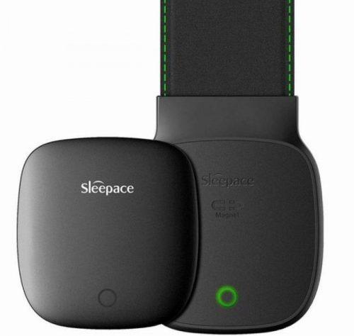 Dispozitiv de adormire si monitorizare a somnului Sleepace RestOn Z200